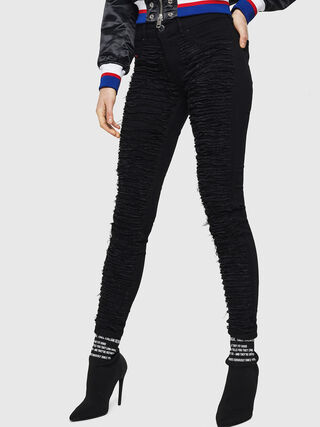 DHARY 0686M, Black Jeans