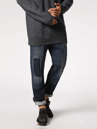 NARROT CBD JOGGJEANS 0685M, Blue jeans