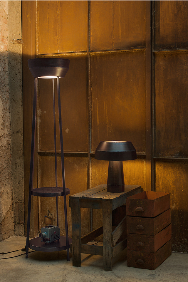 LIGHTING COLLECTION Foscarini for Diesel: HEAVY METAL
