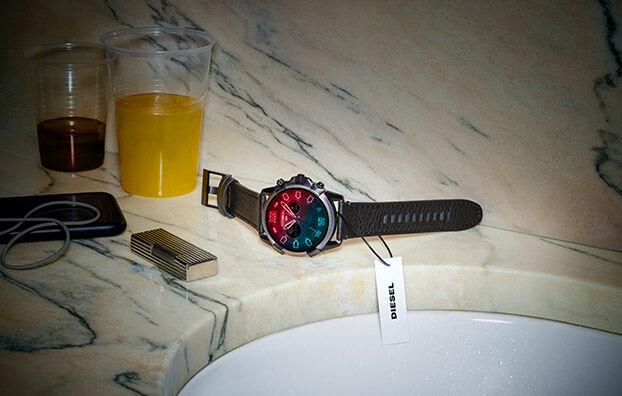 DT2013, Black - Smartwatches