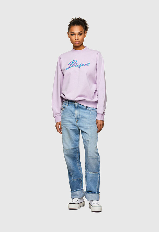 F-ANG-K15, Lilac - Sweaters