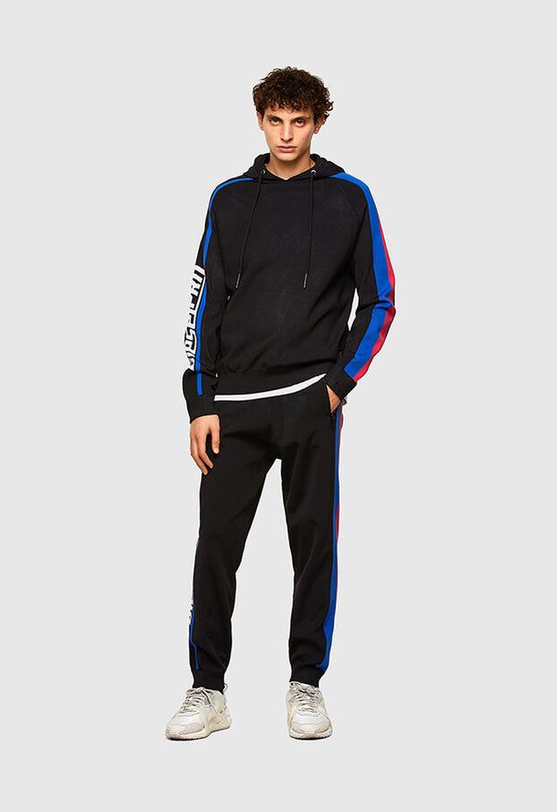 K-RUSH 21, Black - Knitwear