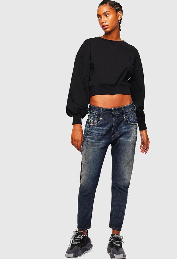 Fayza 0096U, Dark Blue - Jeans
