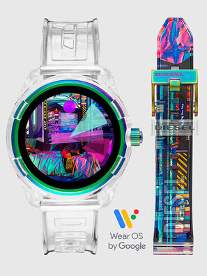 DT2023, White - Smartwatches