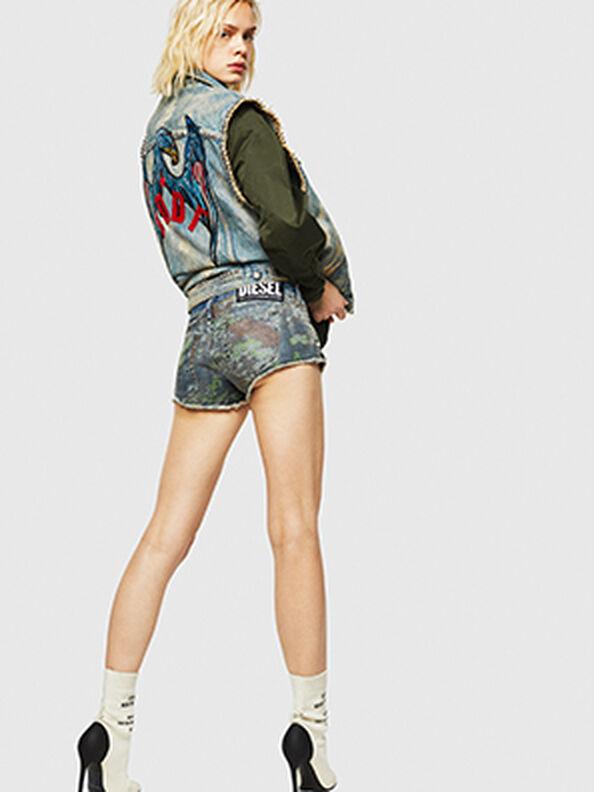 DE-MARLEN,  - Shorts