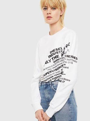 S-GIRK-S1, White - Sweaters