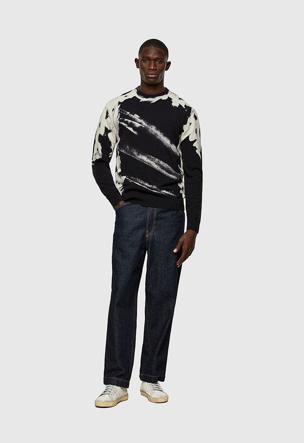 K-NITRO, Black - Knitwear
