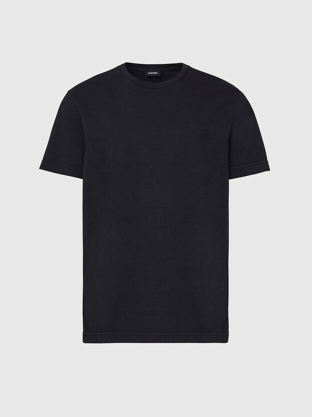 T-DIEGOS-K31, Black - T-Shirts