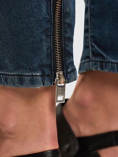 Diesel - FAYZA JoggJeans® 069PQ, Dark Blue - Jeans - Image 5