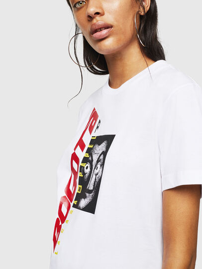 Diesel - LCP-T-DIEGO-BOGOTA,  - T-Shirts - Image 5