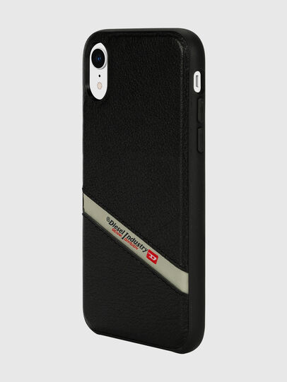 Diesel - DIESEL LEATHER CO-MOLD CASE FOR IPHONE XR,  - Cases - Image 5