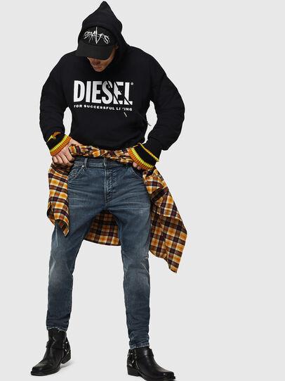 Diesel - Krooley JoggJeans 0870W,  - Jeans - Image 5