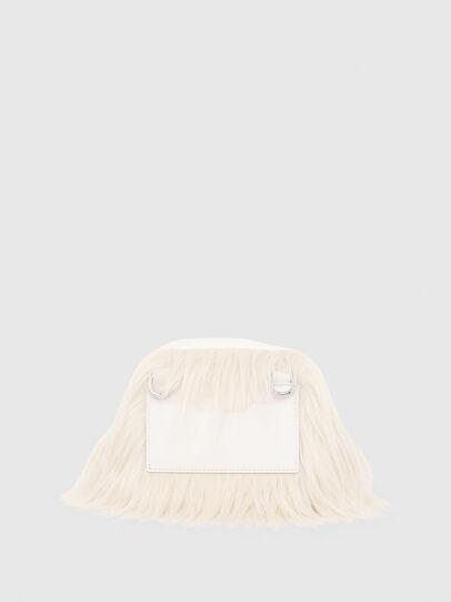 Diesel - CUTYE F, White - Crossbody Bags - Image 2