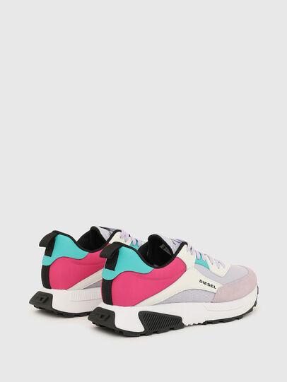 Diesel - S-TYCHE LOW CUT W, Grey/Pink - Sneakers - Image 3