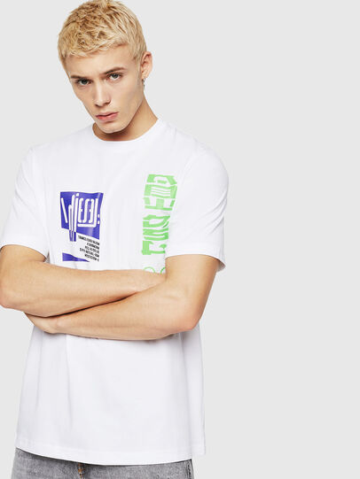Diesel - T-JUST-Y20,  - T-Shirts - Image 1