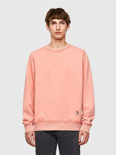 Diesel - S-GIRK-MOHI-B1, Pink - Sweaters - Image 1