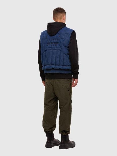 Diesel - D-WAIN, Medium blue - Denim Jackets - Image 6