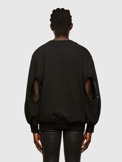 Diesel - F-CIONDY, Black - Sweaters - Image 2