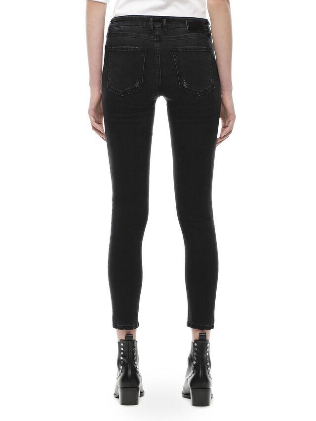 Diesel - TYPE-161C, Black Jeans - Jeans - Image 2