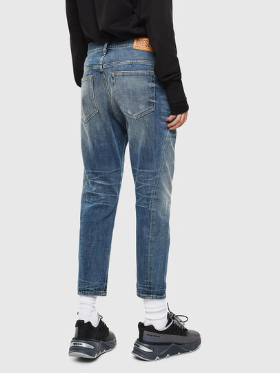 Diesel - Fayza 0890Y, Medium blue - Jeans - Image 2