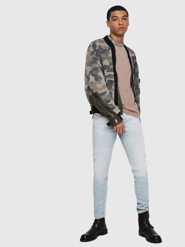Diesel - Thommer 081AR, Light Blue - Jeans - Image 5