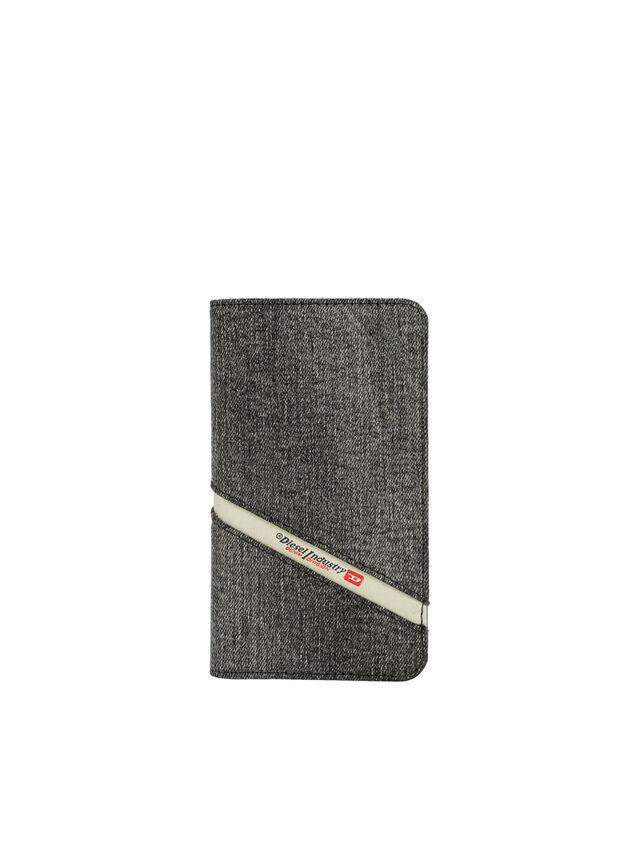 Diesel - DIESEL 2-IN-1 FOLIO CASE FOR IPHONE XS & IPHONE X, Grey - Flip covers - Image 5