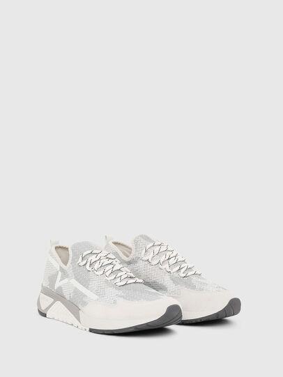 Diesel - S-KBY, White - Sneakers - Image 2