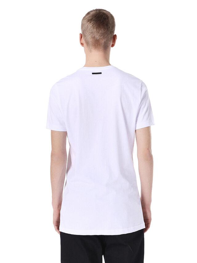 TYRONE-SQUARESPRAY, White
