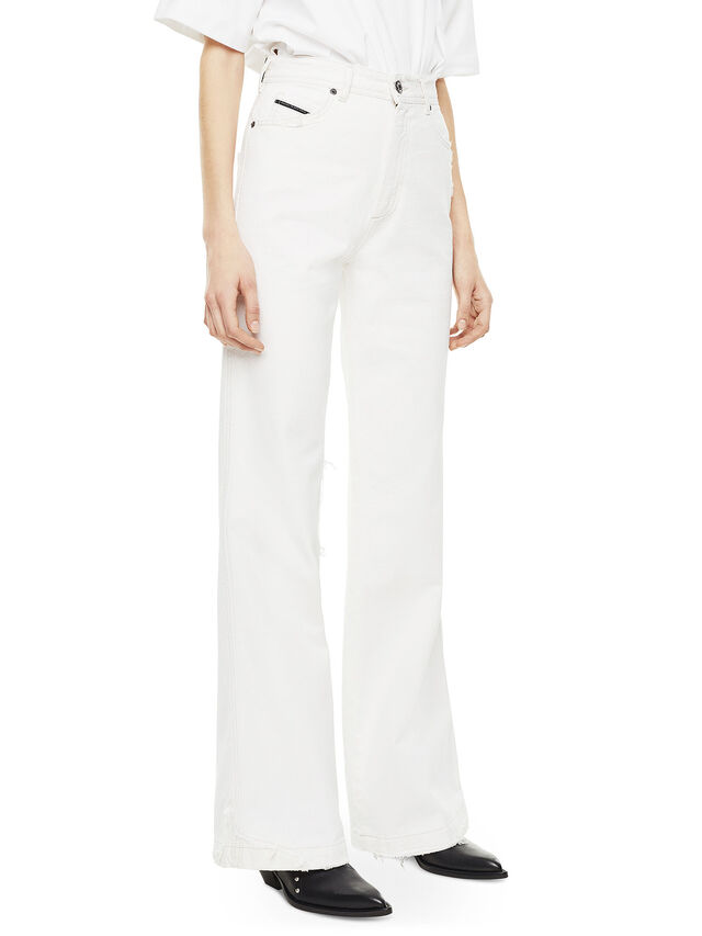 Diesel - TYPE-1903A, White - Jeans - Image 4