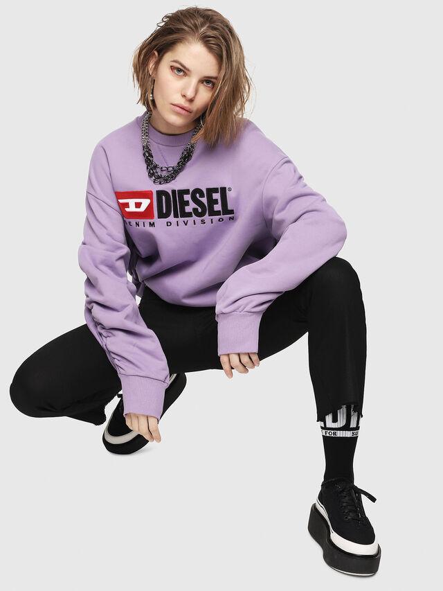 Diesel - F-ARAP, Lilac - Sweaters - Image 5