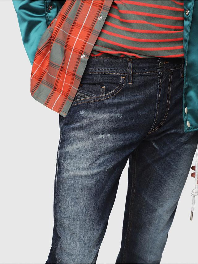 Diesel - Thommer 087AN, Medium blue - Jeans - Image 3