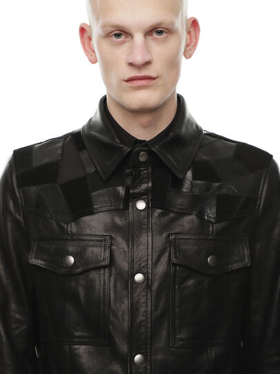 Diesel - LASTREET,  - Leather jackets - Image 4