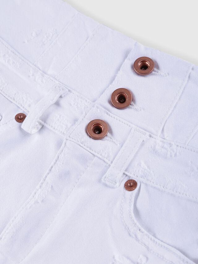 Diesel - PSKORSET, White Jeans - Shorts - Image 3