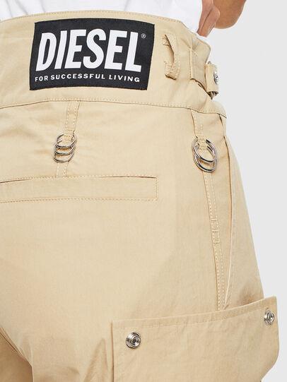 Diesel - P-MARIE, Beige - Pants - Image 3