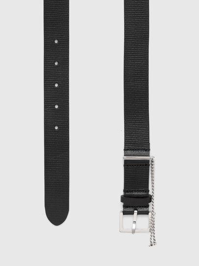 Diesel - B-MALIER, Black - Belts - Image 3