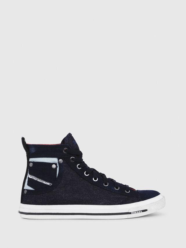 Diesel - EXPOSURE IV W, Dark Blue - Sneakers - Image 1
