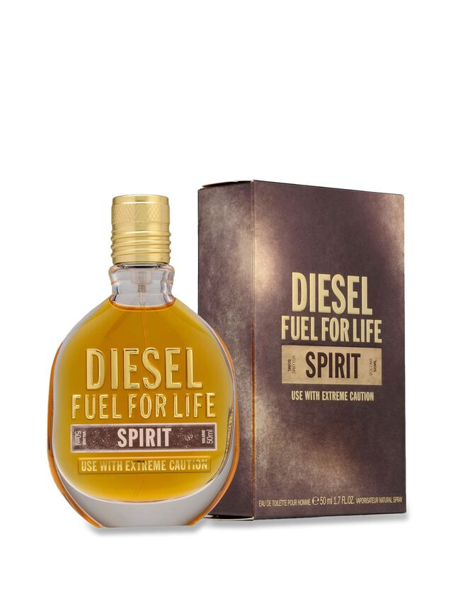 Diesel FUEL FOR LIFE SPIRIT 50ML, Generic - Fuel For Life - Image 2