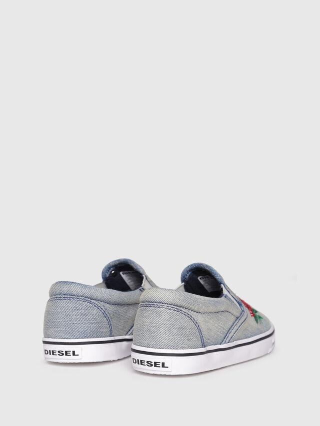Diesel - SLIP ON 14 ROSE CH, Grey - Footwear - Image 3