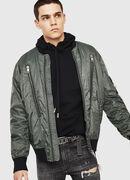 J-TOSHIO, Dark Green - Jackets