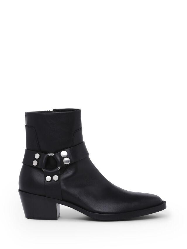 Diesel - SS19-3, Black - Dress Shoes - Image 1