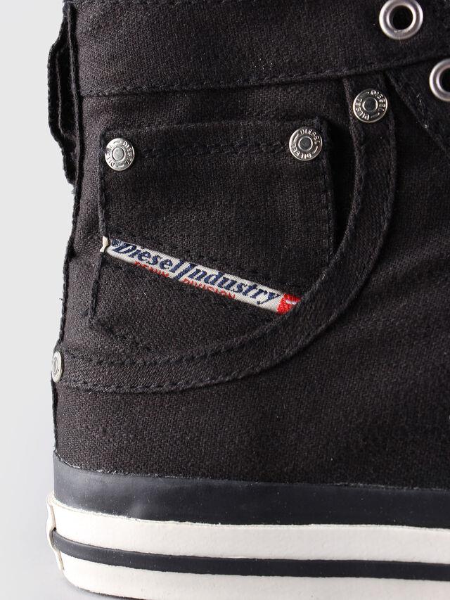 Diesel EXPOSURE, Black - Sneakers - Image 5