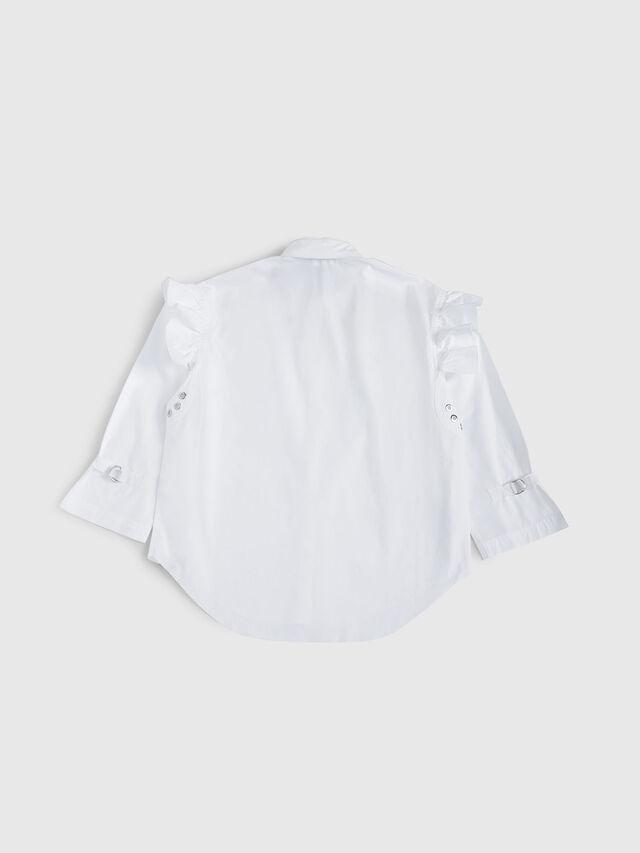 Diesel - CBUL, White - Shirts - Image 2