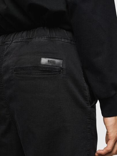 Diesel - D-Toller JoggJeans 0687Z, Black/Dark grey - Jeans - Image 5