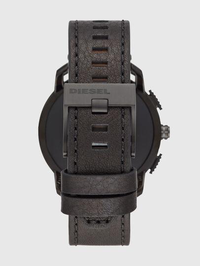 Diesel - DT2016, Black/Bronze - Smartwatches - Image 2
