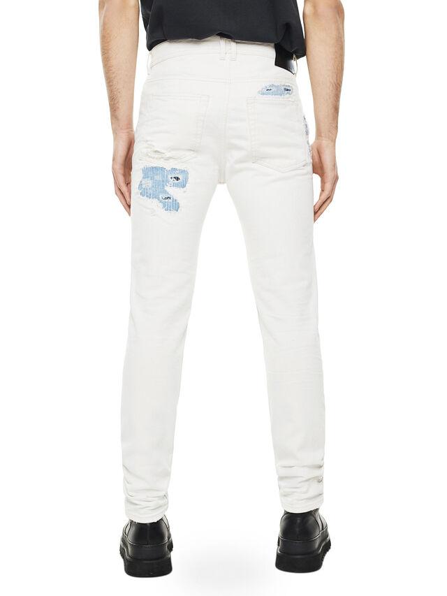 Diesel - TYPE-2880, White/Blue - Jeans - Image 2