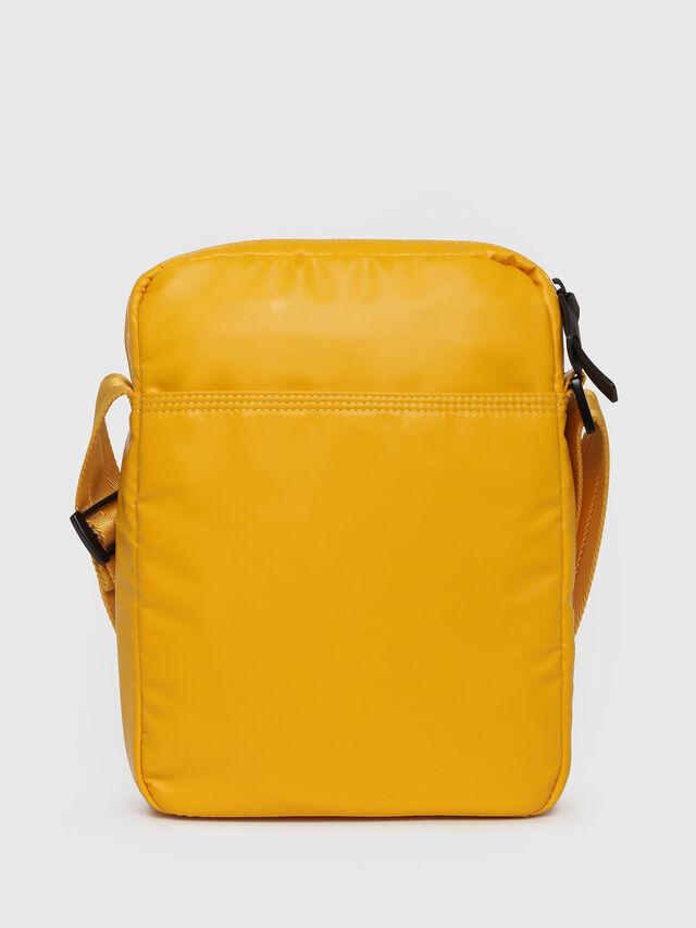 Diesel - F-BOLD SMALL CROSS, Honey - Crossbody Bags - Image 2