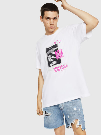 Diesel - T-JUST-Y21,  - T-Shirts - Image 1