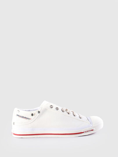 Diesel - EXPOSURE LOW, Antique White - Sneakers - Image 1