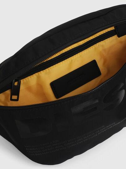 Diesel - F-SUSE BELT, Black - Belt bags - Image 4