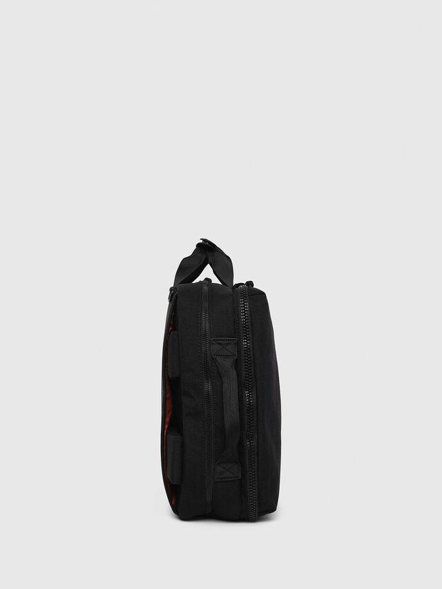 Diesel F-URBHANITY BRIEFCAS, Black - Briefcases - Image 3